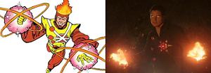 FirestormArrowAndDCComics