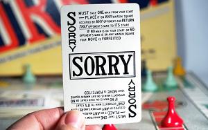SorryBoardGameCard