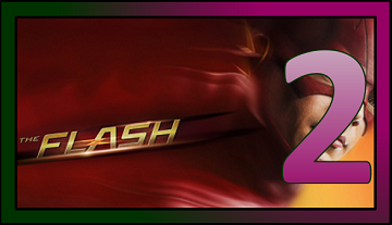 NumberTwoTVShowFeb2015TheFlash