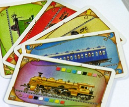 TicketToRideTrainCards