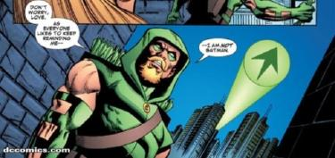 GreenArrowI'mNotBatman