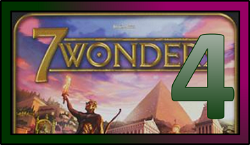 March2015NumberFourTabletopGame7Wonders