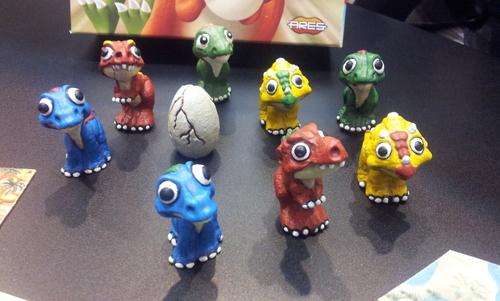 Dino-Race-Miniatures