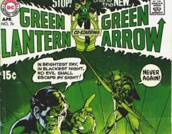 GreenLanternGreenArrow