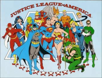 SatelliteEraJusticeLeaugeOfAmericaTeam