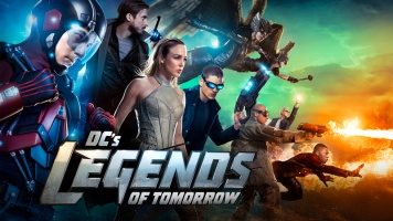 DC Comics Legends of Tomorrow