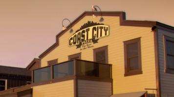 Coast City Pizza The Flash