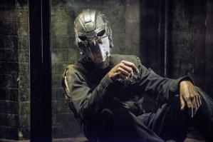 The Flash Iron Mask