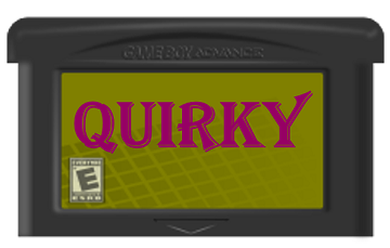 QuirkyVideoGame