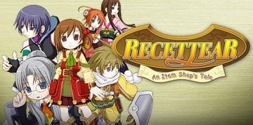 Recettear - An Item Shop's Tale