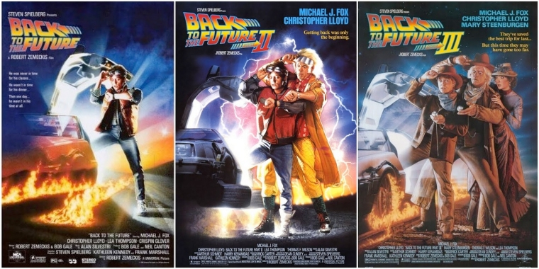 BackToTheFutureTrilogy