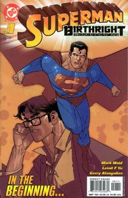 Superman_Birthright