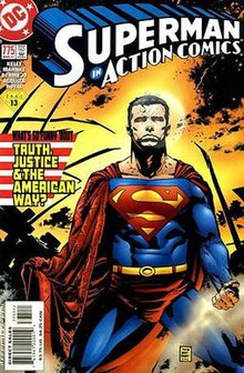 Superman_What's So Funny About Truth, Justice, and the American Way