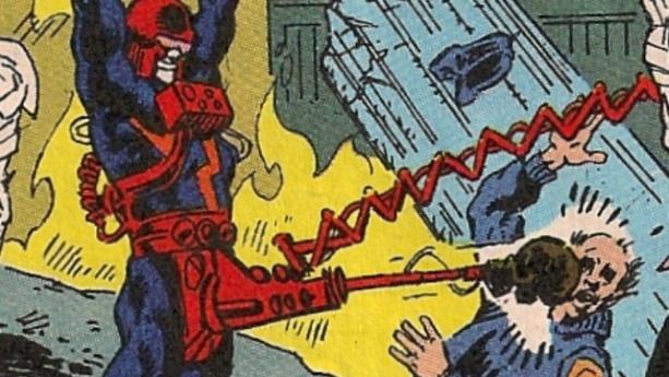 Codpiece Comics