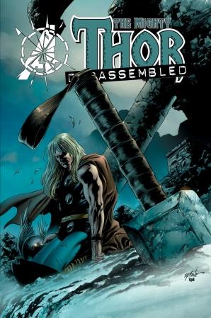avengers disassembled thor