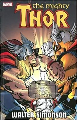 the mighty thor walt simonson