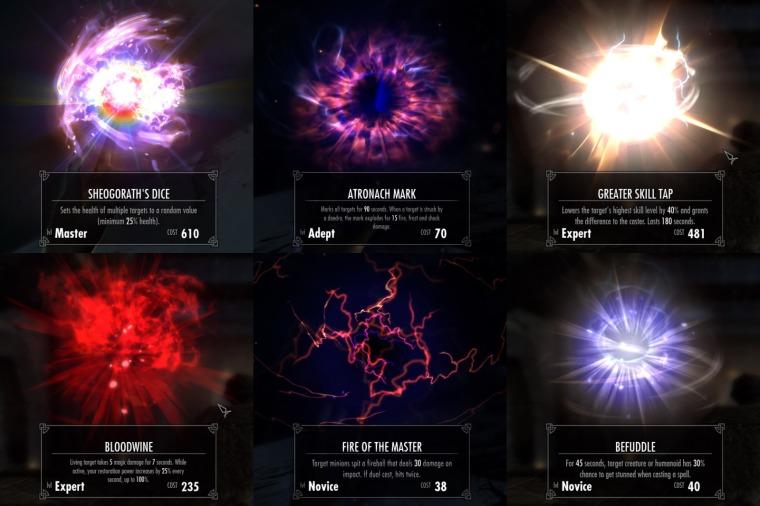 Apocalypse Magic Mod