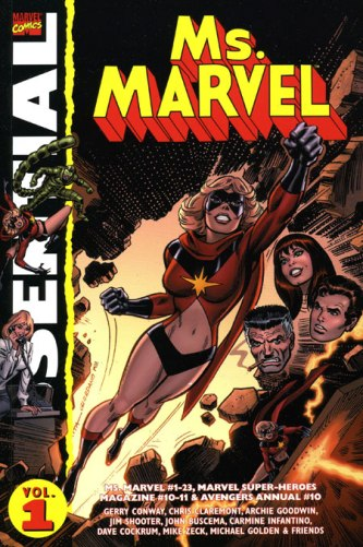 Essential Ms Marvel Vol 1