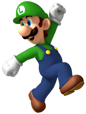 Luigi_SuperMarioBros