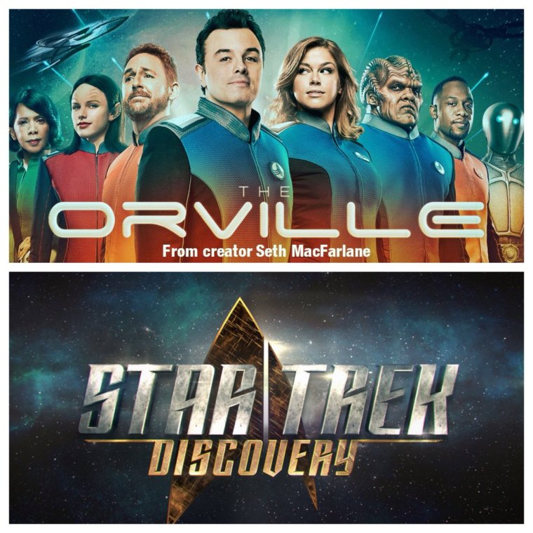 TheOrville_And_StarTrekDiscovery