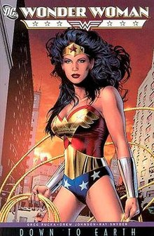 WonderWomanDownToEarth